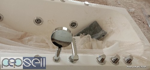 STEAM BATH & SAUNABATH AND BATH TUB JACUZZI 0