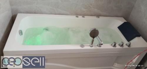 STEAM BATH & SAUNABATH AND BATH TUB JACUZZI 1