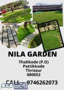 NILA GARDEN Landscap Gardening Thrissur