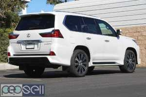 2020 Lexus Lx 570 Super Sport Petrol