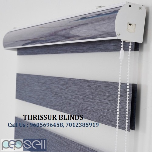 THRISSUR BLINDS - Zebra blinds dealers Thrissur - Zebra blinds Installation Thrissur -Blind Installation Thrissur  0