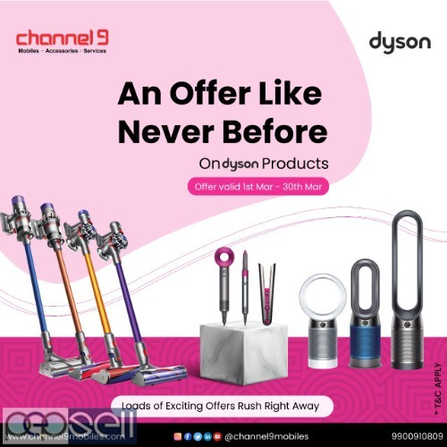 Dyson Store In Bangalore 0