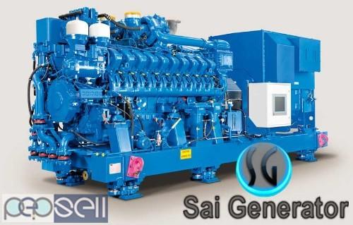 Top Generator Suppliers - Used Diesel Generator seller in Gujarat 0