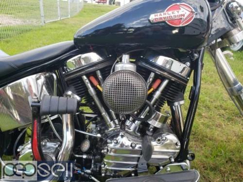 1952 Harley Davidson Panhead 1