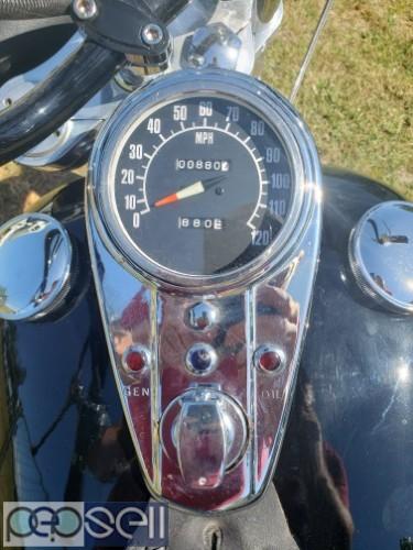 1952 Harley Davidson Panhead 4