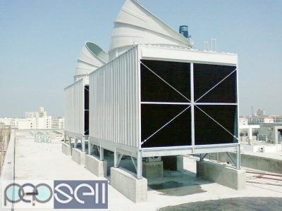 Leading Cooling Tower Manufacturers in India 1