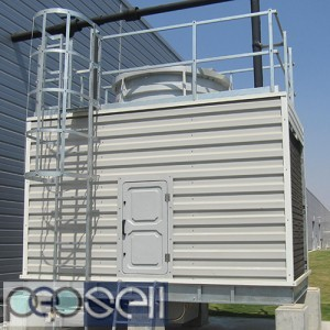 Leading Cooling Tower Manufacturers in India 2