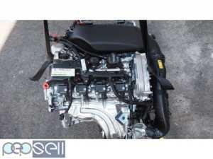 MERCEDES BENZ W177 2.0L 2018 M264920 COMPLETE ENGINE