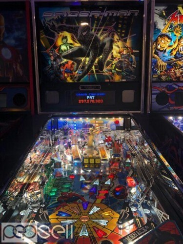 Order —buy pinball arcarde games 1