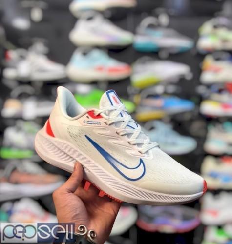 Nike Zoom Winflo 7 Marathon Running Shoes/Sneakers 4