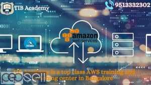AWS Training in Bangalore, AWS Course in Bangalore