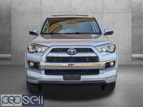 FOR SALE  2015 Toyota 4Runner Limited 4dr SUV 4WD 0