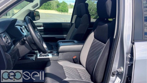 2020 Toyota Tundra TRD Pro Silver i-Force 5.7L V8 URGENT SALE 1