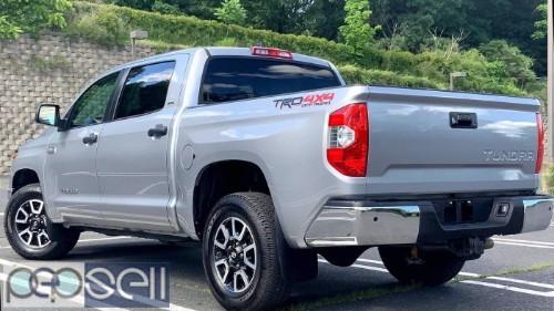 2020 Toyota Tundra TRD Pro Silver i-Force 5.7L V8 URGENT SALE 3