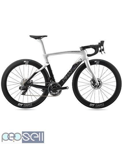 2022 Pinarello Dogma F Red eTap AXS Disc Road Bike (Price USD 9900) 1