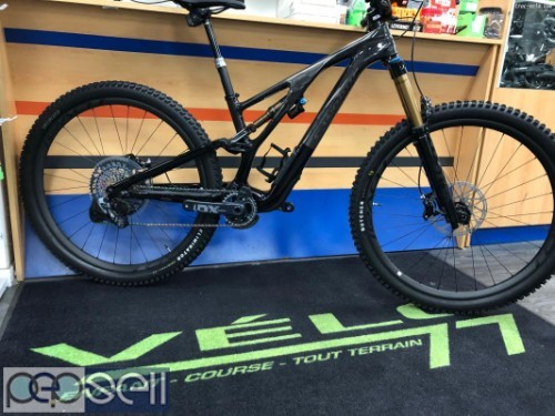 2021 Specialized S-Works Stumpjumper  1