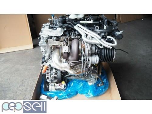 MERCEDES BENZ W176 A45AMG 2.0L 2015 M133980 ENGINE 2