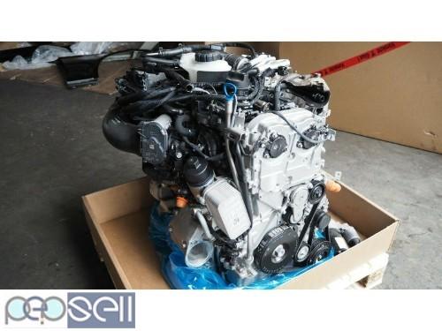 MERCEDES BENZ W176 A45AMG 2.0L 2015 M133980 ENGINE 5