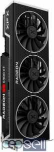 XFX Speedster MERC319 AMD Radeon RX6900 XT Gaming Graphics Card - Black