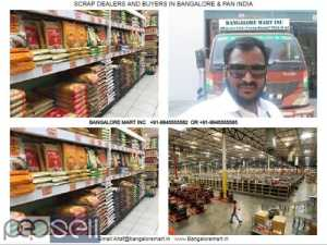 WAREHOUSE STOCK AND SCRAP BUYERS IN BANGALORE